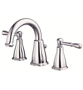 Danze D304015 Eastham™ Two Handle Widespread Lavatory Faucet in Chrome
