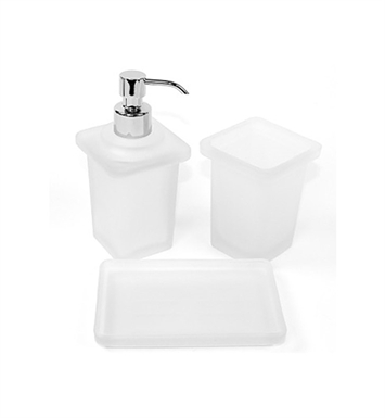 Nameeks GM200-02 Gedy Bathroom Accessory Set