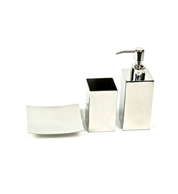 Nameeks NE200 Gedy Bathroom Accessory Set