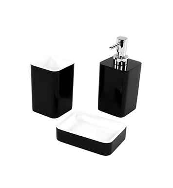 Nameeks ARI200-14 Gedy Bathroom Accessory Set