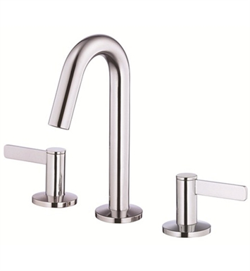 Danze D304030 Amalfi™ Two Handle Mini-Widespread Lavatory Faucet in Chrome