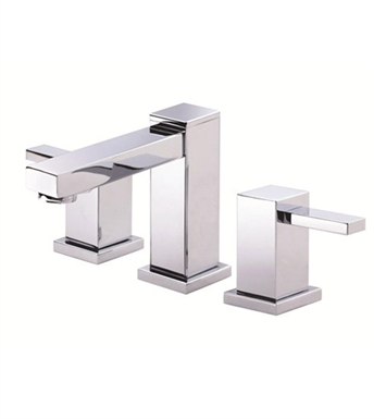 Danze Reef™ Two Handle Widespread Lavatory Faucet in Chrome