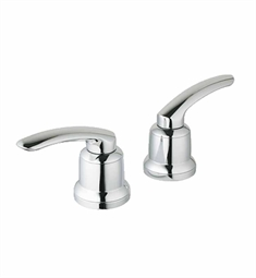 Grohe Talia Lever Handles in Chrome