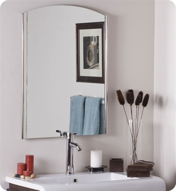 Decor Wonderland Seasons Frameless Wall Mirror