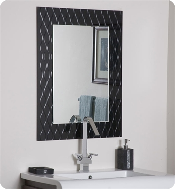 Decor Wonderland SSM480 Strands Modern Bathroom Mirror
