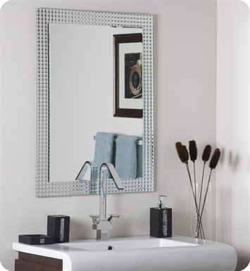 Decor Wonderland SSM5001-12 Disco Inferno Frameless Mirror