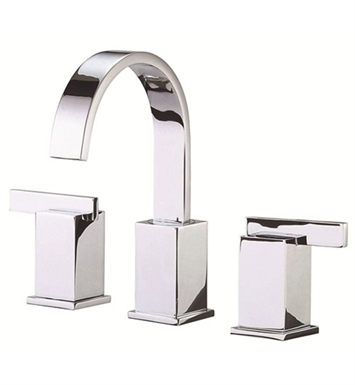 Danze D304044 Sirius™ Widespread Lavatory Faucets in Chrome