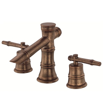 Danze D304045RBD South Sea™ Widespread Lavatory Faucets in Distressed Bronze