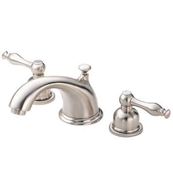 Danze D304055BN Sheridan™ Widespread Lavatory Faucets in Brushed Nickel