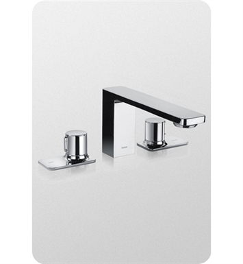 TOTO TB170DD#CP Kiwami® Renesse® Deck-Mount Faucet With Finish: Polished Chrome