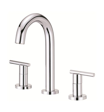 Danze D304558 Parma™ Trim Line Mini-Widespread Lavatory Faucets in Chrome