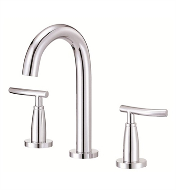 Danze D304554 Sonora™ Trim Line Widespread Lavatory Faucets in Chrome