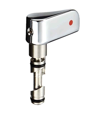 Grohe 42838000 Europlus Red Mixing Lever in Chrome