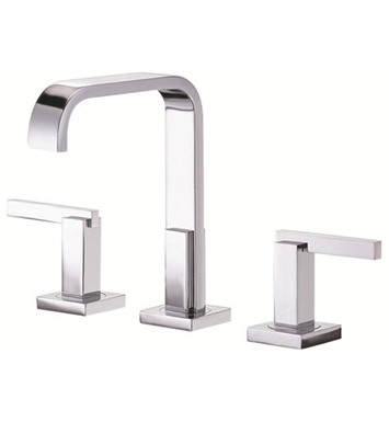 Danze D304544 Sirius™ Trim Line Widespread Lavatory Faucets in Chrome
