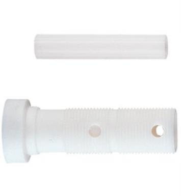 "Grohe 45202000 3 1/4"" Extension for Low Profile Roman Tub in White"