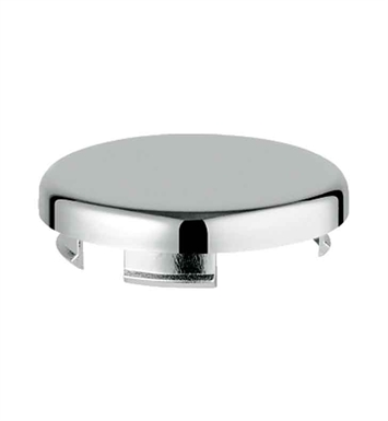 Grohe 45652000 Relexa Wall Bar Cover Cap in Chrome