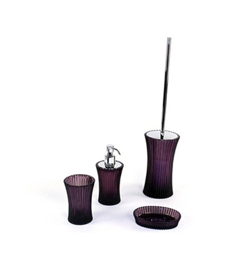 Nameeks PL100-63 Gedy Bathroom Accessory Set