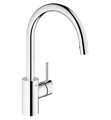 Grohe 32665DC1 Concetto Dual Spray Pull-Down in Super Steel