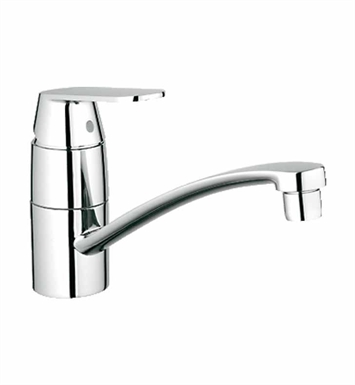 Grohe 31322000 Eurosmart Cosmopolitan Kitchen Centerset with Swivel Spout in Chrome