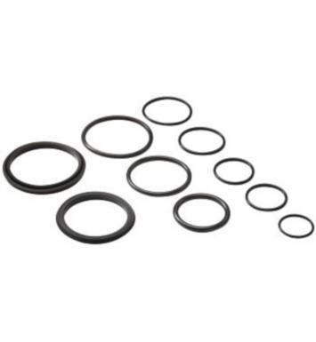 "Grohe 46065000 Euromix 2"" Washer Set in Black"