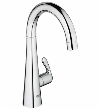 Grohe 30026000 Ladylux Basin/Pillar Tap in Chrome