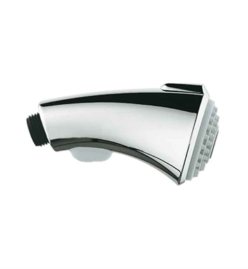 Grohe 46173IE0 Bridgeford Handspray in Chrome/Dark Gray