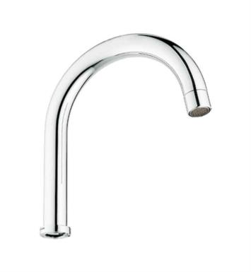 "Grohe 13170000 8"" Lavatory High Spout/Basin in Chrome"