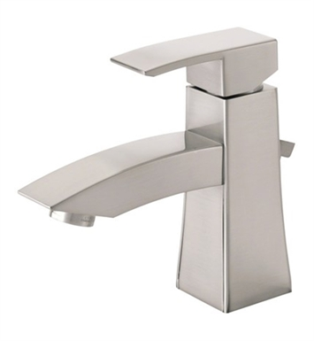 Danze D225536BN Logan Square™ Single Handle Lavatory Faucet in Brushed Nickel