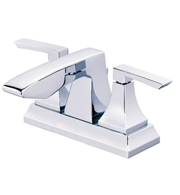Danze D301036 Logan Square™ Two Handle Centerset Lavatory Faucet in Chrome