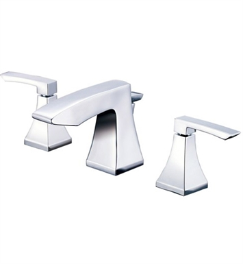 Danze D304036 Logan Square™ Two Handle Widespread Lavatory Faucet in Chrome