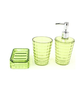 Nameeks GL200-04 Gedy Bathroom Accessory Set