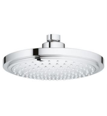 "Grohe 27808000 Euphoria Cosmopolitan 7 1/8"" Wall/Ceiling Mount Bathroom Shower Head in Chrome"