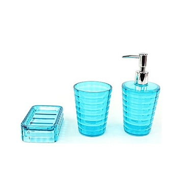 Nameeks GL200 Gedy Bathroom Accessory Set