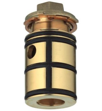 "Grohe 47373000 3"" Non-Return Valve and Shut-off in Brass"