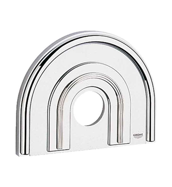 Grohe 47459IP0 Chiara Escutcheon in Matte Chrome