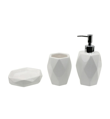 Nameeks DA200 Gedy Bathroom Accessory Set