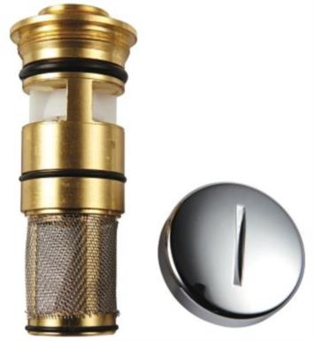 "Grohe 47567000 Grohtherm XL 3 1/4"" Non-Return Check Valve in Brass"