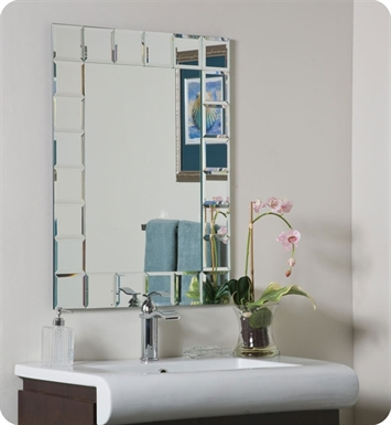 Decor Wonderland SSM414-1 Montreal Modern Wall Mirror