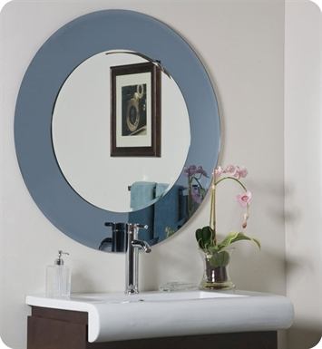 Decor Wonderland Camilla Modern Wall Mirror