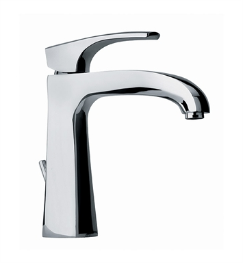 LaToscana 89CR211SM Lady Small Single Handle Lavatory Faucet in Chrome