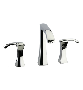 "LaToscana 89CR214 Lady Widespread Lavatory Faucet 8"" in Chrome"