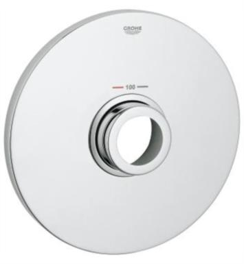 "Grohe 47815000 7 7/8"" Escutcheon in Chrome"
