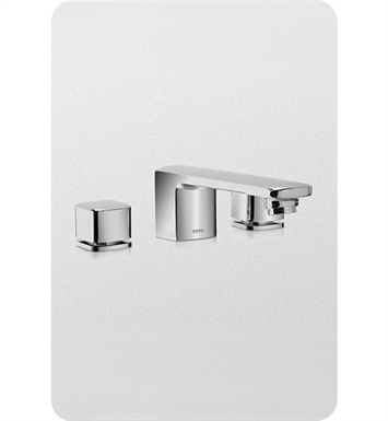 TOTO TB630DD#CP Upton™ Deck-Mount Tub Filler Trim With Finish: Polished Chrome