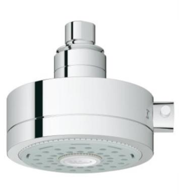 "Grohe 27530000 Relax Deluxe 5 3/4"" Wall/Ceiling Mount Bathroom Shower Head in Chrome"