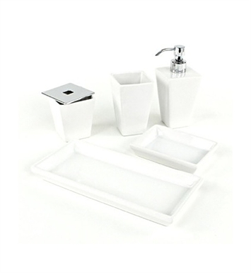 Nameeks 1600-02 Gedy Bathroom Accessory Set