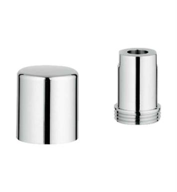 "Grohe 48022000 2"" Diverter Knob in Chrome"