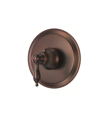 "Danze Fairmont™ Single Handle 3/4"" Thermostatic Shower Valve Trim Kit in Oil Rubbed Bronze"