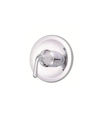 Danze D562056T Bannockburn™ Single Handle 3/4'' Thermostatic Shower Valve Trim Kit in Chrome