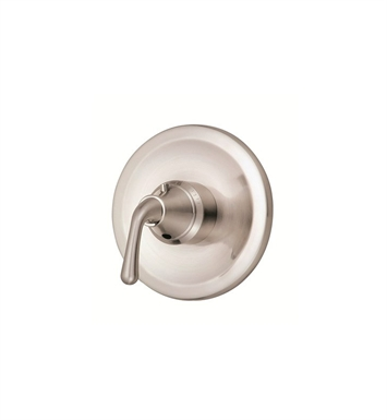 Danze D562056BNT Bannockburn™ Single Handle 3/4'' Thermostatic Shower Valve Trim Kit in Brushed Nickel