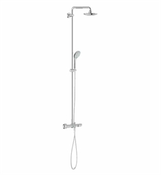 Grohe Euphoria Tub/Shower System in Chrome